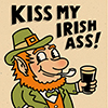 Kiss My Irish Ass